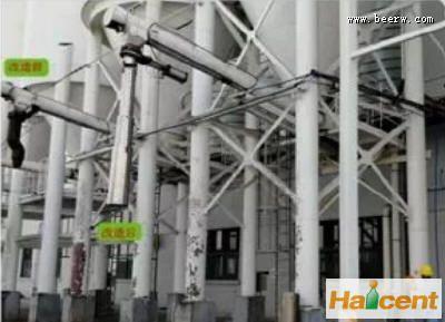 珠江雷竞技APP下载自主设计制造麦糟导流装置