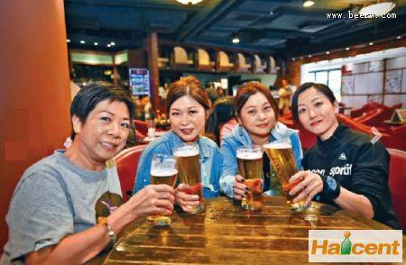 香港:威廉希尔app网站妹组工会 500姐妹站起来