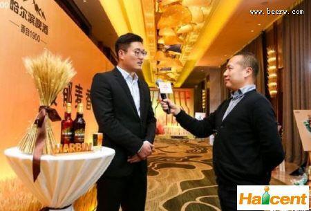 哈尔滨精选小麦王威廉希尔app网站正式亮相广西