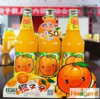 """黄河威廉希尔app网站新品""""橙子君""""真橙上市"""