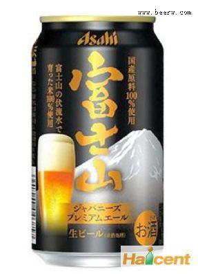 """朝日威廉希尔app网站推出新品""""Asahi富士山"""",100%国产原料"""