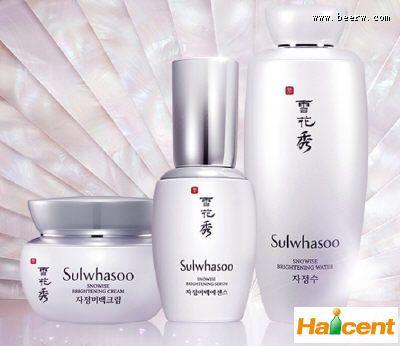 雪花威廉希尔app网站进军韩国,对手却是化妆品?