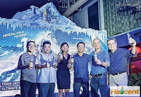 马来西亚:虎牌威廉希尔app网站将推出-1°C冰酿
