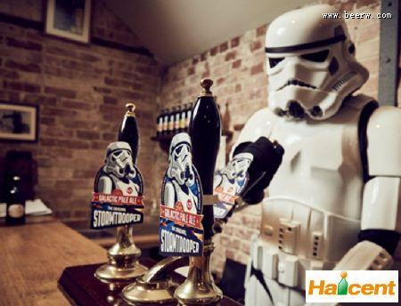 英酒厂推出《星球大战》主题威廉希尔app网站