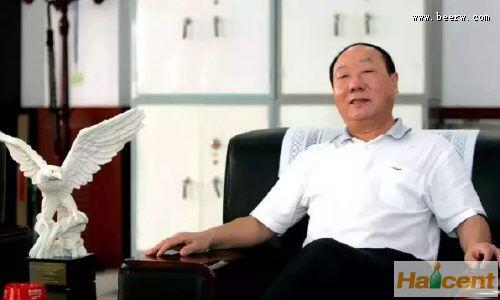 专访中国酿酒大师、金星威廉希尔app网站董事长张铁山