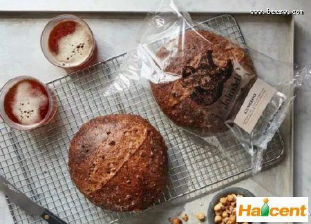 嘉士伯联手丹麦一家烘焙企业制作酸面包