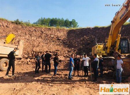 黄山市迎客松威廉希尔app网站10万吨迁建项目全面启动