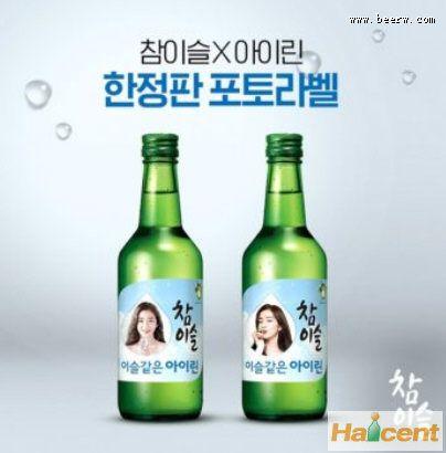 韩国将禁止酒类包装使用名人形象