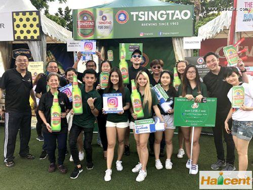 青岛威廉希尔app网站荣膺新加坡金字品牌奖
