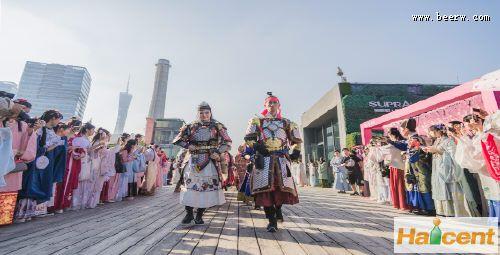珠江威廉希尔app网站融合文化资源 助力提升城市文化软实力