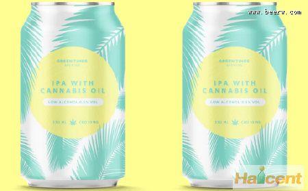 英国绿色时代fun88乐天堂公司推出低酒精CBDfun88乐天堂