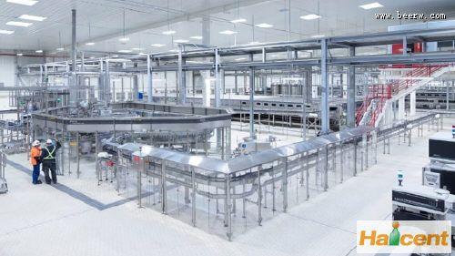 喜力雷竞技APP下载最大生产基地落户墨西哥:年产量50万千升