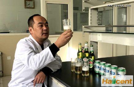 """烟台威廉希尔app网站品管部部长满成喜获""""齐鲁首席技师"""""""