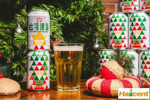 """台湾威廉希尔app网站""""圣诞罐""""上市"""