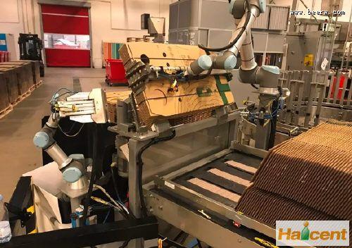 嘉士伯使用机器人提高生产效率