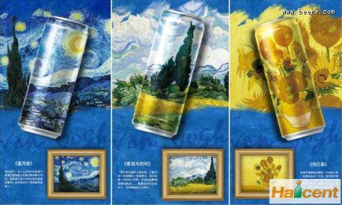 青岛雷竞技APP下载梵高罐上市,品牌联名IP需要什么?