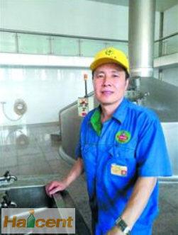 青岛威廉希尔app网站厂柳建厚:威廉希尔app网站发酵,他30年做好一件事