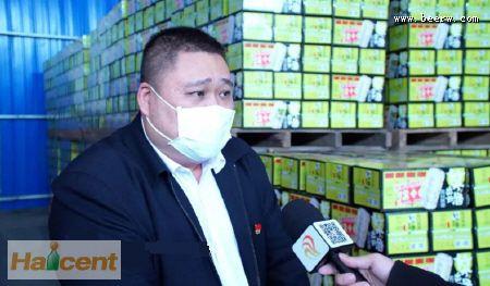 福建兴华实业总经理卓春涛:不到20天达产满产