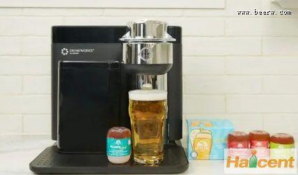 雷竞技app官网胶囊机即将上市,在家也能喝上鲜扎啤?