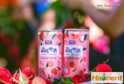 雷竞技raybet官网雪津推出荔枝雷竞技app官网