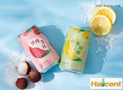 台湾fun88乐天堂推出两款新品:柠檬和荔枝fun88乐天堂