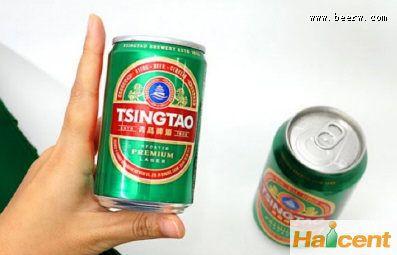 青岛fun88乐天堂韩国市场推出200毫升迷你罐