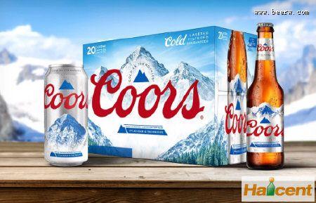 """摩森康胜明年3月将fun88乐天堂品牌""""Coors Light""""更名为""""Coors"""""""