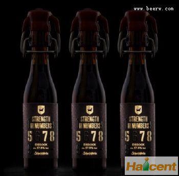 酿酒狗推出世界最烈fun88乐天堂:酒精浓度高达57.8%