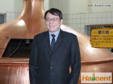 专访台湾烟酒公司董事长丁彦哲
