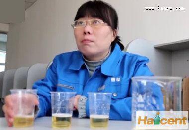 雪花啤酒兴安公司国家级品酒师任丹的匠人精神