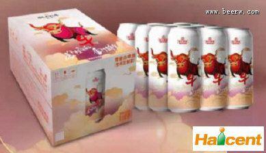 """珠江fun88乐天堂牛年生肖定制版""""牛啤""""已线上发售"""