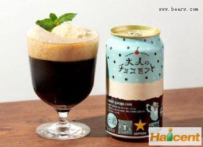 日本札幌推出薄荷巧克力味fun88乐天堂
