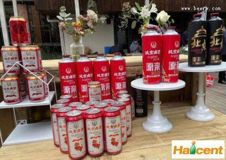 借势成都春季糖酒会 北京啤酒正式上市